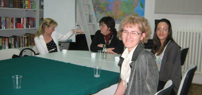 Русский центр, 2 июня - после закрытия симпозиума: Д. Керкез