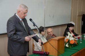 """Предраг Пипер захваљује на Повељи """"Радован Кошутић"""""""