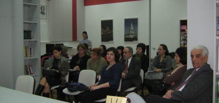 13 января 2012 г.: работа в секциях