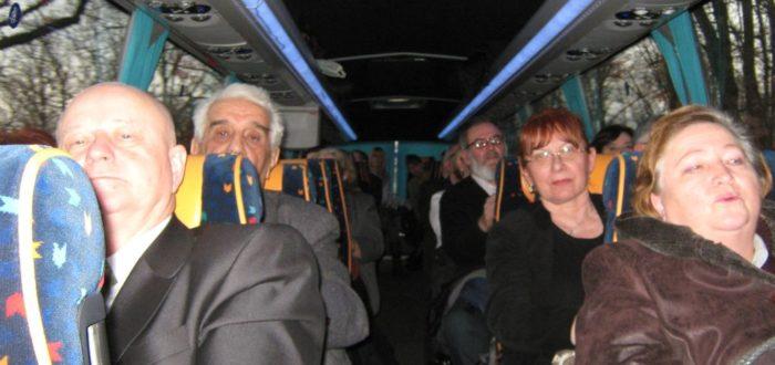 13 января 2012 г. Поездка на Авалу