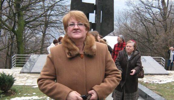 13 января 2012 г. Поездка на Авалу: возложение венков к памятнику погибшим освободителям -- В. Копривица
