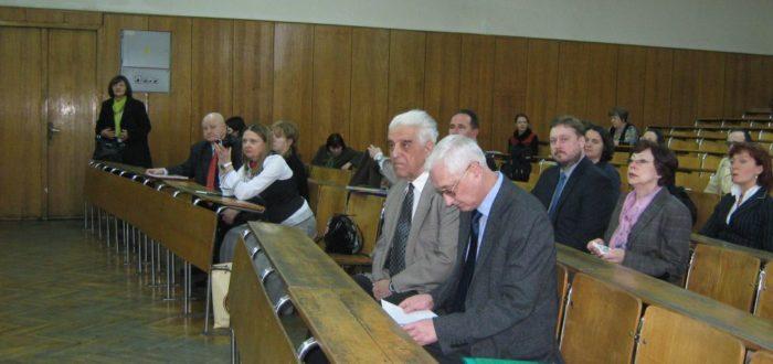 12 января 2012 г. Открытие встречи