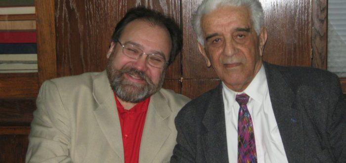 13 января 2012 г.: закрытие встречи -- В. Штепанек и Б. Терзич