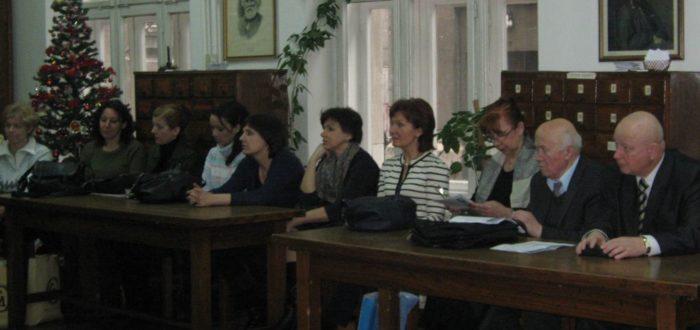 13 января 2012 г.: закрытие встречи